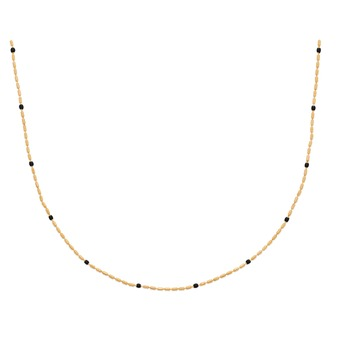 Collier en Plaqué OR 42 cm | JOLIMIE