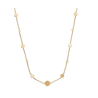 Collier en Plaqué OR 45 cm | JOLIMIE