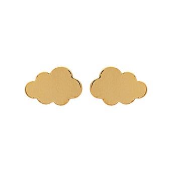 Boucles d'oreilles Plaqué OR - MANÉ