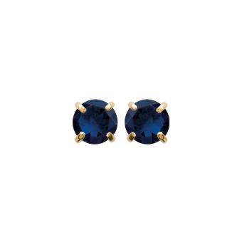 Boucles d'oreilles Plaqué OR - MAËLLINE