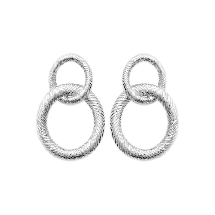 Boucles d'oreilles Linoï